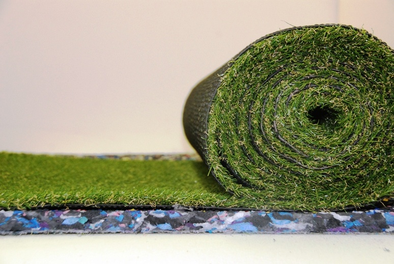 SCS 3R Foam under artificial turf