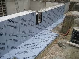 Waterproofing Membranes Hydrophilic Waterstop London