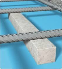 Concrete Square Bars