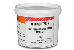 Nitomortar S
