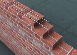 Brick Ladder reinforcement